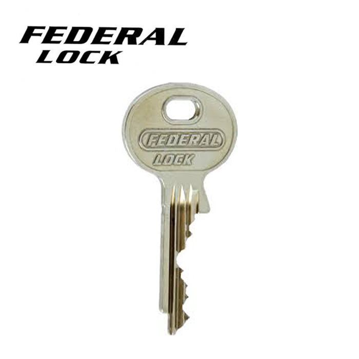 Federal Lock Key Cutting