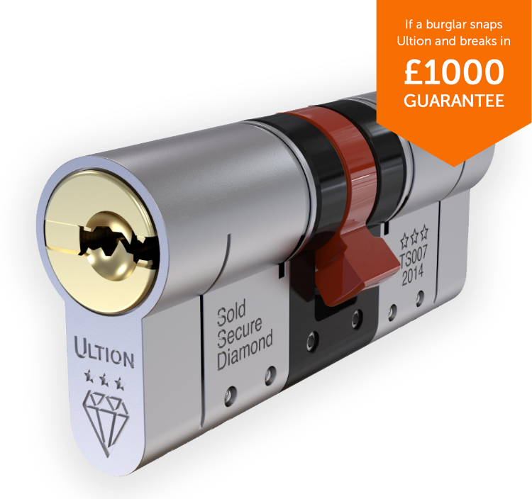 Secure Ultion Lock - Insurance Approved