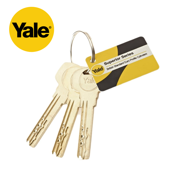 Yale Superior Key Cutting