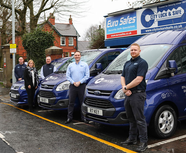The City Lock & Safe Stockport Locksmith Team